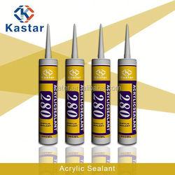 metallic acrylic paint colours caulking glue 100%flexible
