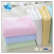 100% Cotton 1x1 Rib Knit Fabric