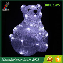 China Manufacturer 2015 Newset Low price Decorative animal night light acrylic