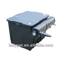 8000L/h SUNSUN CBF-150 Bio Pond Filtration System Fiberglass High Output Pond Bio Filter