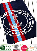 WCA Approved Print Beach Towel