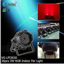 VanGaa 36pcs LEDs disco PAR Light