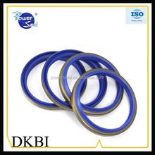 SPCC+PU DKBI Dust seal Hydraulic oil seal manufacture in China