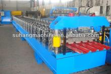 Manufacturer! Competitive Price Roof Tile Roll Form Machine