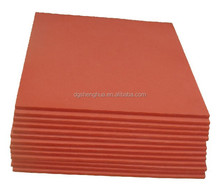 High temperature silicone rubber for heat press machine