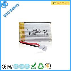 BCC High discharge rate 25C 650mah rc lipo battery for R/C Model