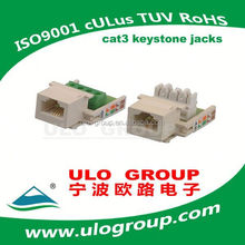 Top quality cat5e cat6e adapter manufacturer ulo group -021