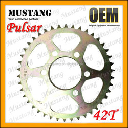 Motorcycle Sprocket Bajaj Pulsar