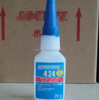 Loctit High pressure 424 Rubber and plastic adhesive transparent plastic fast instant adhesive glue