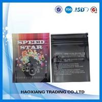 Customized KUSH Smoke Potpourri Bag / KUSH Herbal Incense Bags