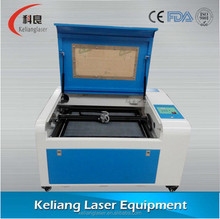 50W KL460 CO2 Laser Cutting Machine For technical textiles, aramid