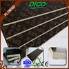 China 15mm 18mm Poplar Brown Film Faced Plywood / Concrete Formwork Plywood / Marine Plywood