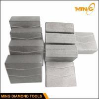 Sandwich Diamond Segment For Large Circular Saw Blade 1200mm Disk