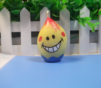 New Design Novelty Peach Shaped Birthday Party Favor Decoration Candles