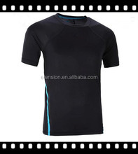 custom cheap dri fit printed men sports t shirt design Dry fit running shirts,sport t shirts,wholesale sport t-shirts