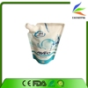 Natural design plastic milk packing bag/plastic water bottles wholesale/milk packaging plastic bag