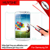 HUYSHE HUYSHE 9h 2.5d curved edge wholesale cell phone accessory glass screen protector for samsung galaxy s4