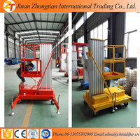 Factory price window cleaning suspended platform 4m jinan zhongtian