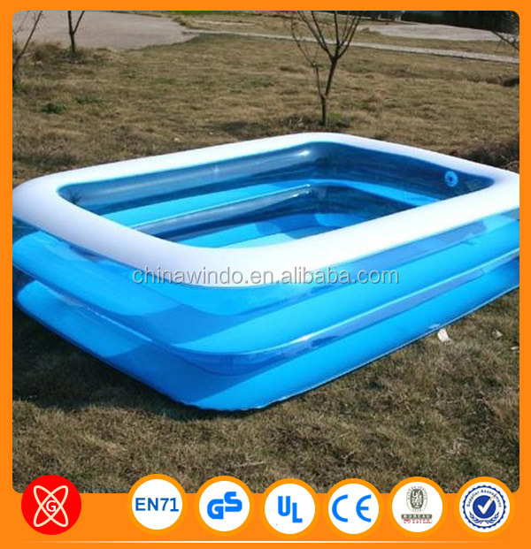 Chine alibaba piscine gonflable populaire vente gonflable for Piscine gonflable adulte