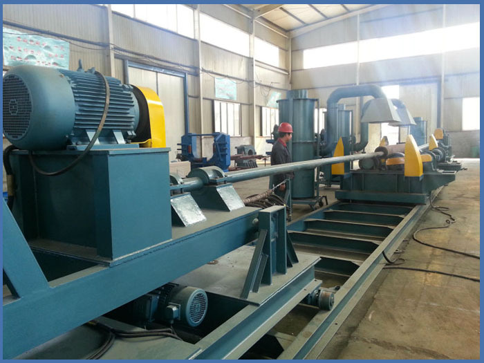 Internal external steel pipe grinding machine price buy