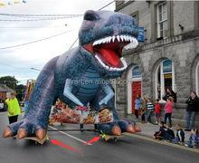 inflatable dragon costume