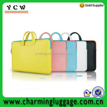 wholesale pu computer cable sleeve with many color