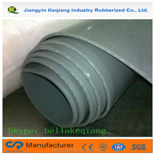 4mm membrane for solar laminator,cloth inserted silicone rubber sheet