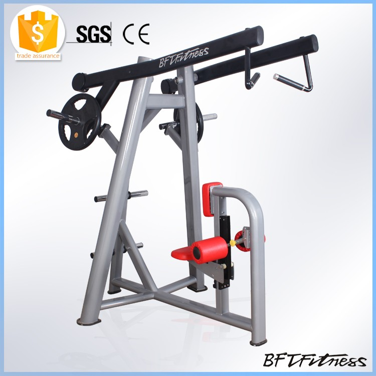 BFT-5003 High Row Gym Professional,free weight gym,hammer plate loaded machine