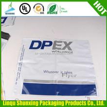 grey printing adhesive poly mailing bag poly courier bag poly mailer bag