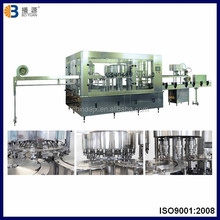 3000Bottles per hour Mineral Water Bottling Plant, Small Bottled Water Production Line in Guangzhou