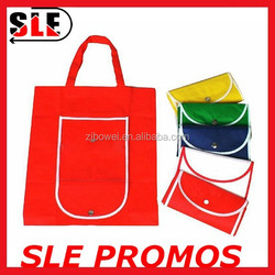 Hign quality non woven foldable promotional Bag