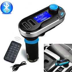 Wireless Bluetooth FM Transmitter MP3 Player Car Kit Charge