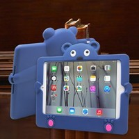 OEM manufacture unbreakable protective waterproof silicone case for ipad mini