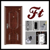 china new model best price latest design professional exterior door high quality steel security doors