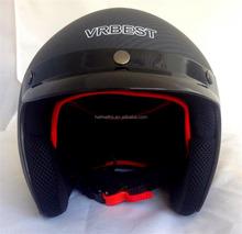 carbon fiber helmet open face helmet scooter helmet
