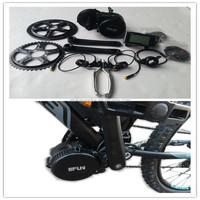 mid mount bicycle motor 250w bafang motor
