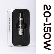 20-150W 0.2ohm Dual Vertical Coil Vapeton Maganus DVC mini 50w vape mod