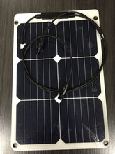 Hot Selling Portable waterproof mini flexible solar panel 5V with USB prot charge for mobile phone