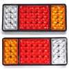 12V 36LED Rear Stop Reverse Tail Lights Lamps for Ute Truck Car Trailer Pair
