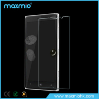 Mobile Phone Accessories HD Clear Anti-glare Anti-fingerprint Screen Protector for Nokia Lumia 830
