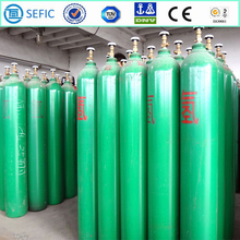 Best Price seamless steel Hydrogen/H2 gas cylinder