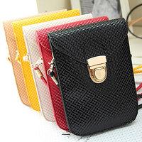 fancy ladies purse mobile phone bag fashion designer cell phone bag E539