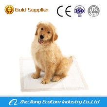 new design optional material and color pee pads for dogs