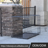 wholesale price Professional production iron dog cage