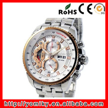 Factory price promotion automatic movt authentic designer watches