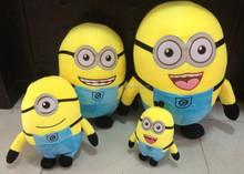 Kids plush toys 18 inch stuffed minions