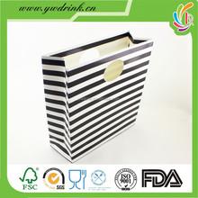 Yiwu high quality custom paper hand bag