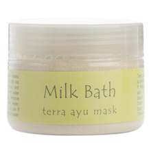 Terra Ayu Milk Bath Natural Powder Mask 120gm