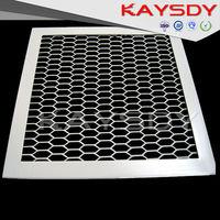vogue Transparent aluminum wire mesh ceiling tiles