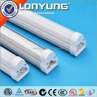 ETL certificated linkable integrated T5 lamp factory price 5ft led tube light usa